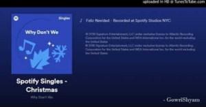 Why Don't We - Feliz Navidad